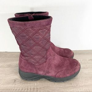Lands' End • Women's Winter Insulated Snow Boots